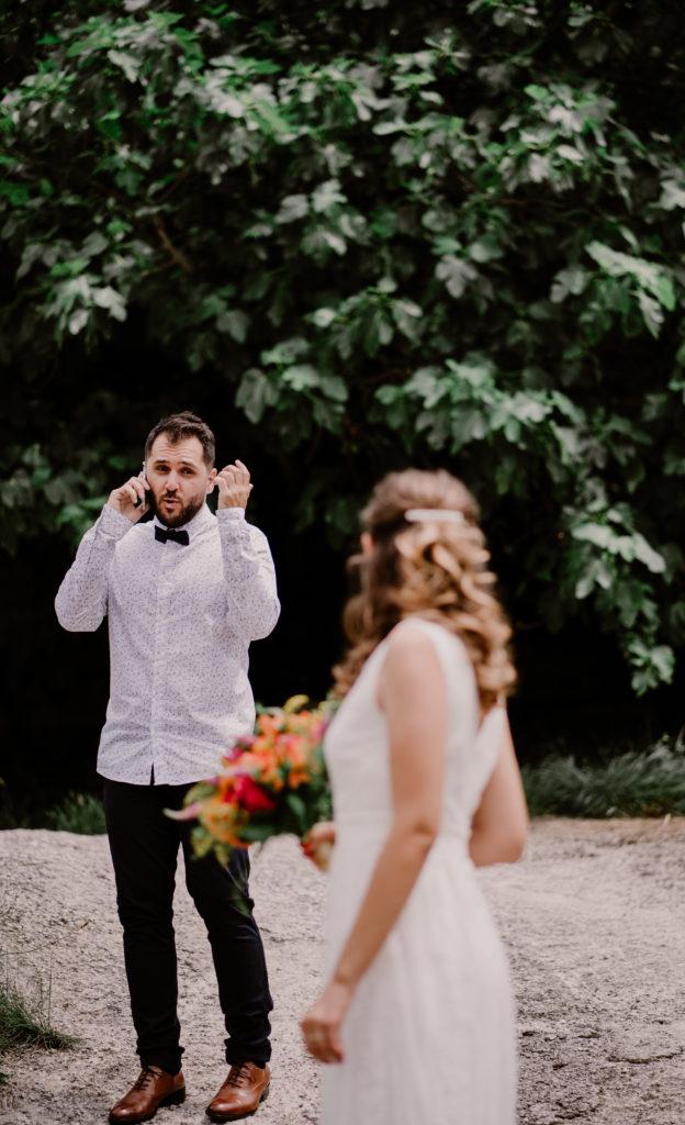 Julie & Yann, mariage sur les hauteurs de Nice